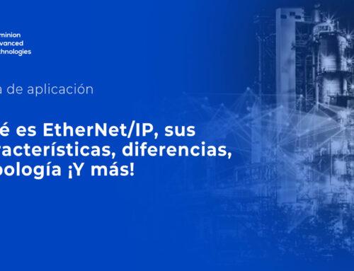 EtherNet/IP: ¡características, qué es, diferencias, topología y más!