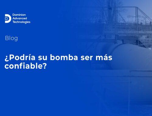 ¿Podría su bomba ser más confiable?
